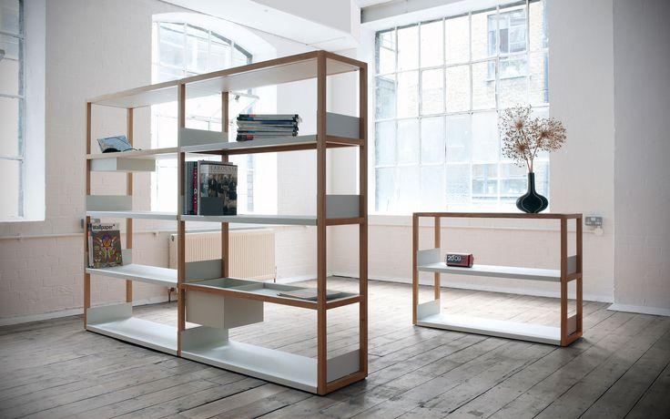 Simon James Design - Lap Shelving