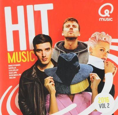 Beschrijving van Hit music 2016. Vol. 2 - Antwerpen - Openbare Bibliotheken