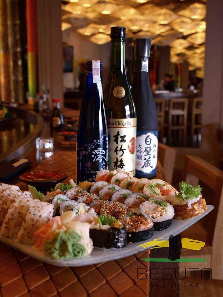 Odwiedź naszą stronę!  Najlepsze sushi w Warszawie tylko u nas - www.besuto.pl