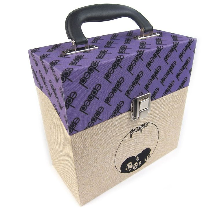People Records: 45 Vinyl Record Carrying Case – TurntableLab.com