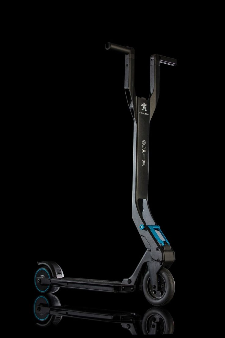 Peugeot's New Electric Scooter Promises To Make Urban Commutes Easier