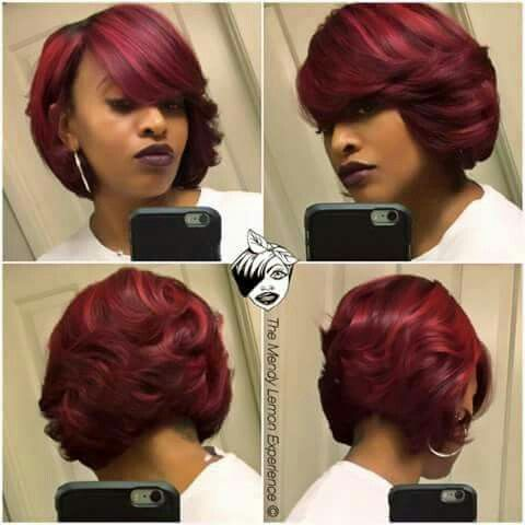 Brilliant 1000 Ideas About Short Weave Hairstyles On Pinterest Short Short Hairstyles For Black Women Fulllsitofus