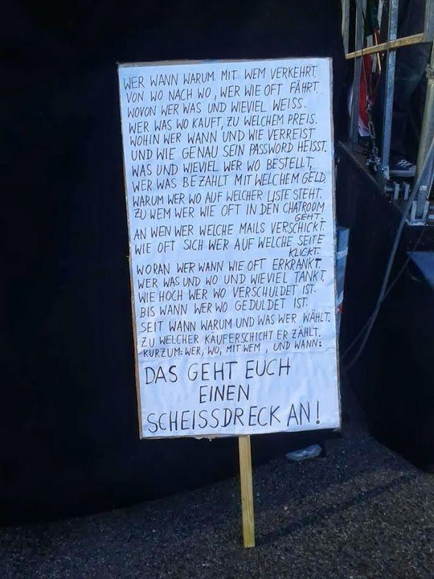 Ein wohl schon zehn Jahre altes Gedicht von Wilfried Schmickler!!| Das Kraftfuttermischwerk