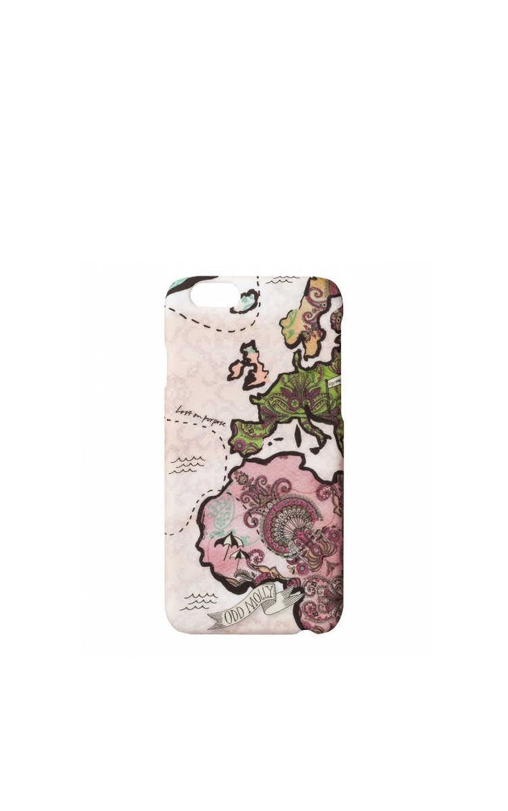 Phone Case - iPhone 6 Cover Up SOFT EARTH - Odd Molly - Designers - Raglady