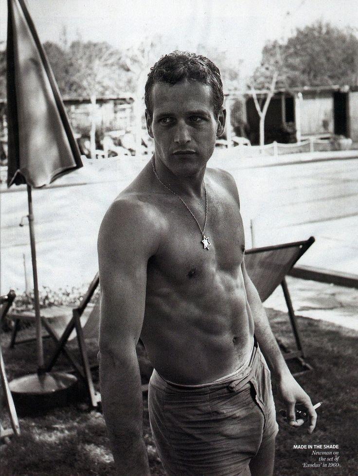 Good God. Paul Newman.