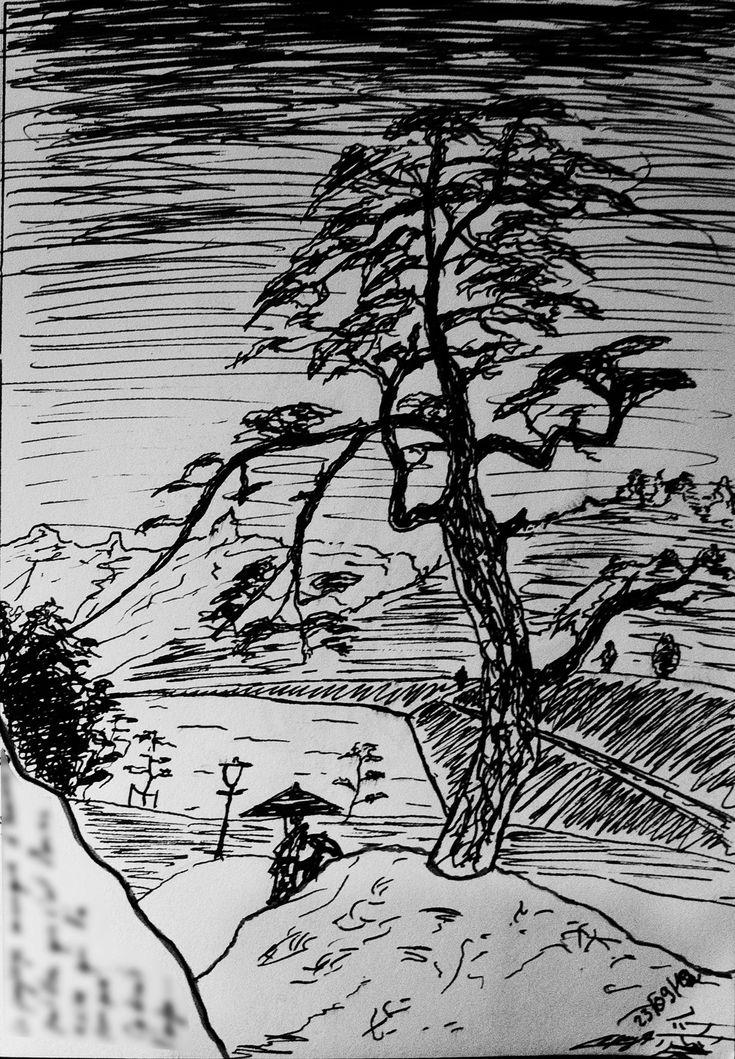 comment dessiner des estampes japonaises                                                                                                                                                                                 Plus