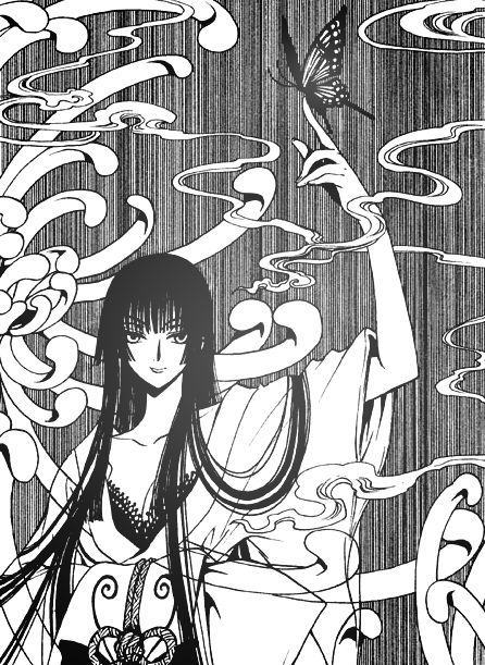 xxxHOLiC Rei - Chapter Covers Vol.1