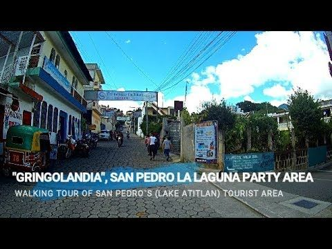 Gringolandia San Pedro La Laguna Party Area