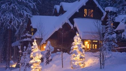 Winter getaway to Elk Ridge Resort; from adventure (dog sledding, snowmobiling, etc.) to romance, they've got it all!