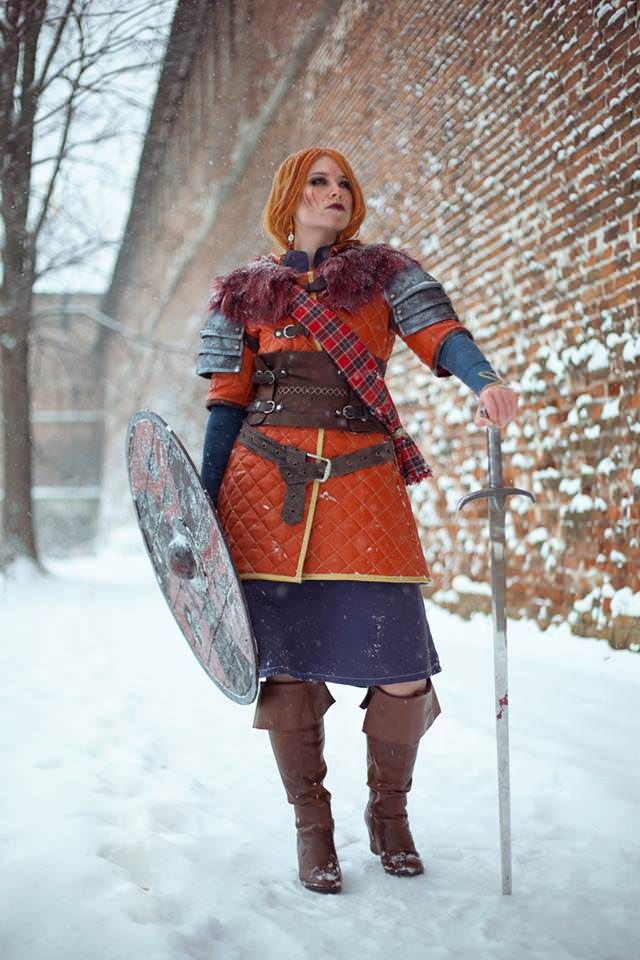 Cerys an Craite (The Witcher 3) by Supervisor Cosplay,# ...