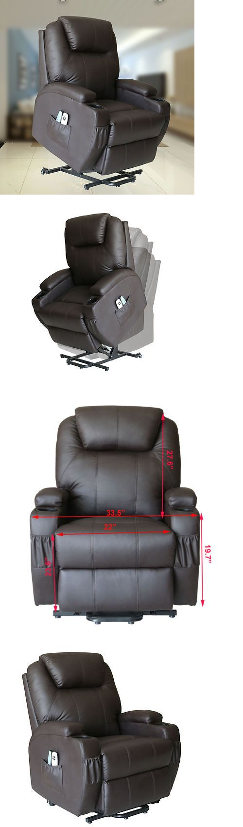 Electric Massage Chairs Power Lift Recliner Chair Wall Hugger Electric Heated Massage Sofa 2 Controls  sc 1 st  Pinterest & 548 best Electric Massage Chairs images on Pinterest islam-shia.org