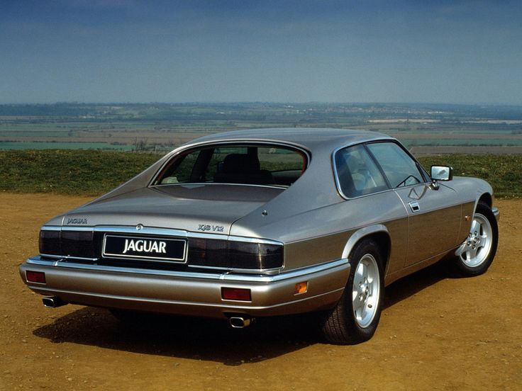 """Jaguar XJS V-12.  A big, comfortable cruiser, the 12 cylinder engine was thirsty and expensive to repair.  They are fairly """"affordable"""" on the classic-car market."""