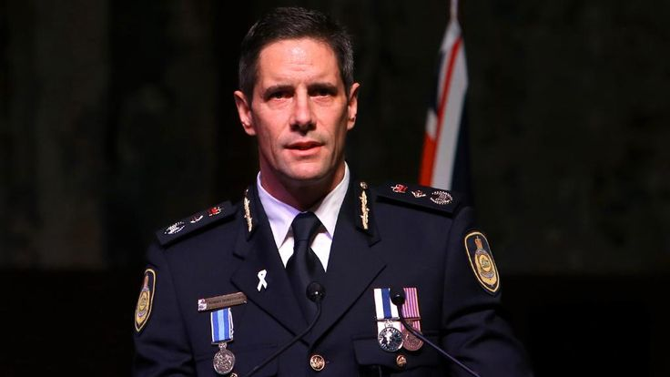Australian Border Force Commissioner Roman Quaedvlieg