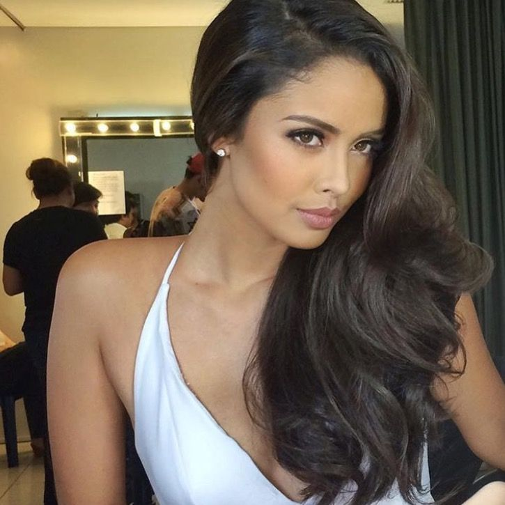 The List: Best Bombshell Hair Megan Young