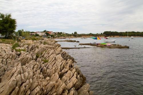 Island Vir, Croatia