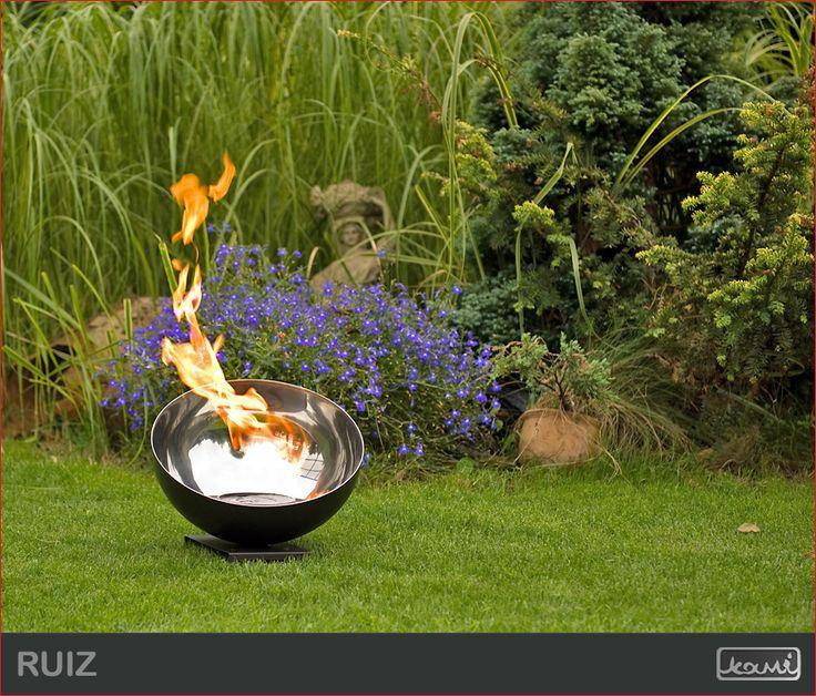 Ozdoba do ogrodu? Lampa na taras? Latarenka w mieszkaniu? TAK! #biokominki #kominki #aranzacje #mieszkanie #dom #ogrod