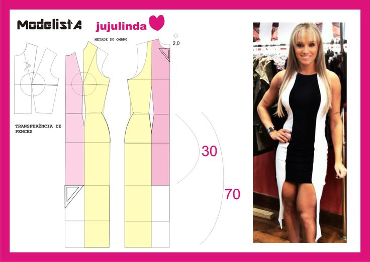 24 besten Proyectos De Costura Bilder auf Pinterest   Kleidung ...