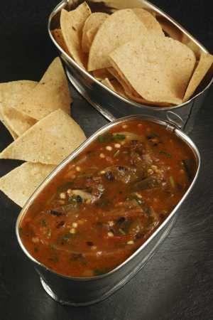 Receta: Salsa borracha [Recetas de cocina] - 09/04/2012   Periódico Zócalo
