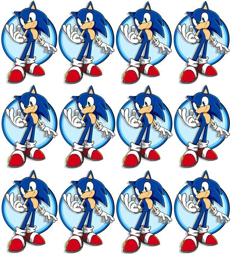 Image Result For Sonic The Hedgehog Birthday Printables Sonic Birthday Parties Sonic Birthday Hedgehog Birthday