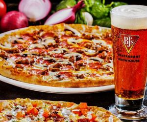 BJ's Restaurant - Coupon for $10 Off $35 Purchase
