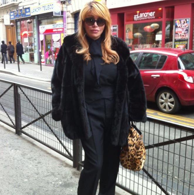 Allanah Starr in Mink Fur Jacket | Tgirls | Pinterest ...