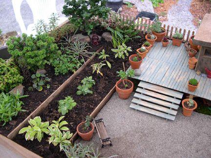 Best of Show Miniature Garden