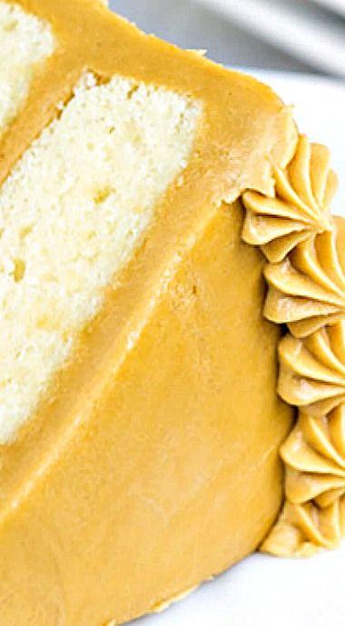 Southern Caramel Cake ❊