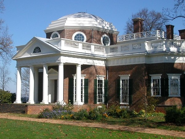 31 best images about architecture on pinterest thomas for Thomas jefferson house monticello