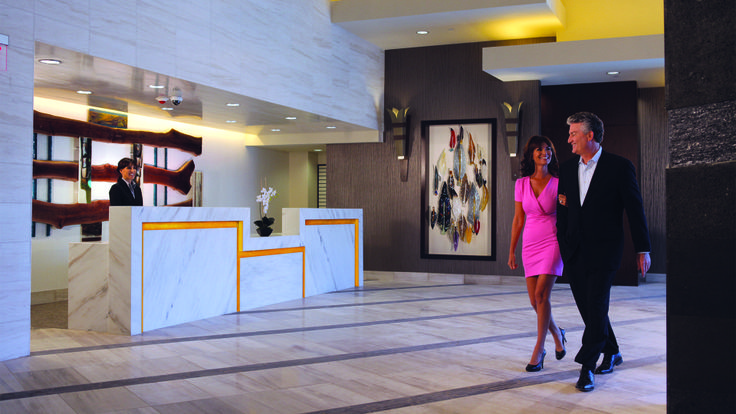 Viejas Casino & Resort | Viejas Hotel Lobby