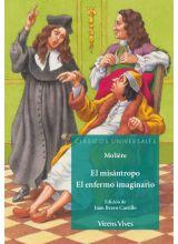 Molière. El misántropo. El enfermo imaginario. Vicens Vives, 2015