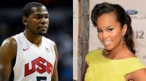 Kevin Durant and LeToya Luckett: New black celebrity couple?