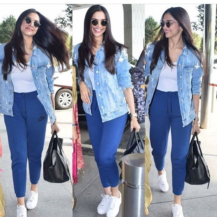 Deepika Padukone nailed her latest airport look with a ...