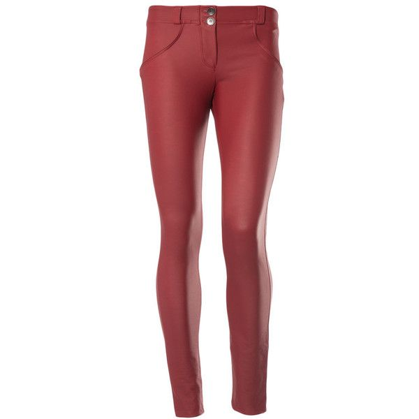 Red leather freddies are perfect for rainy summer days like these! brighten up dull days with this stylish staple! €119