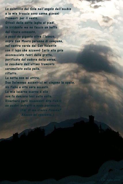 """Irene Navarra / Visioni: Nelle """"Parole e Immagini"""" del mio """"Dentro"""". """"Lo sc..."""