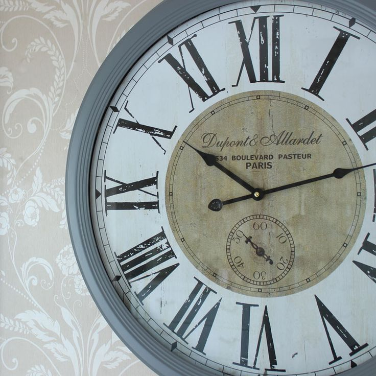 Black Kitchen Clock Argos: Clocks Images On Pinterest