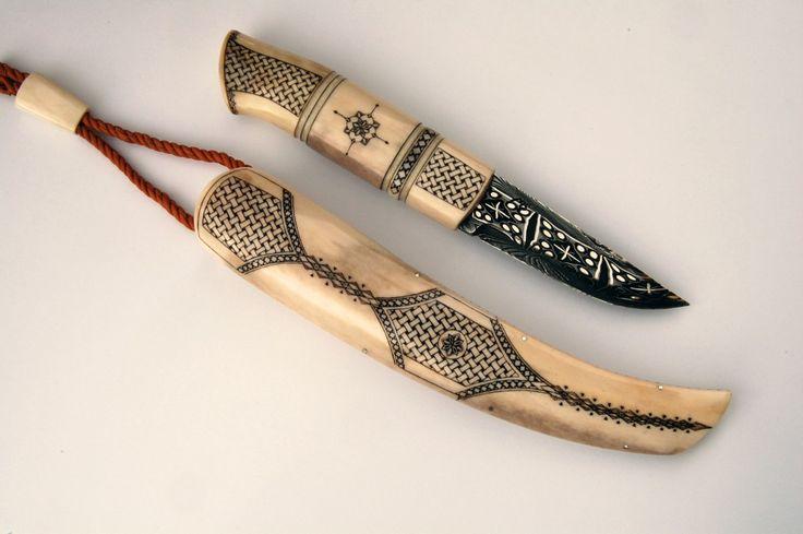 Full Horn Knives | Eklundknives