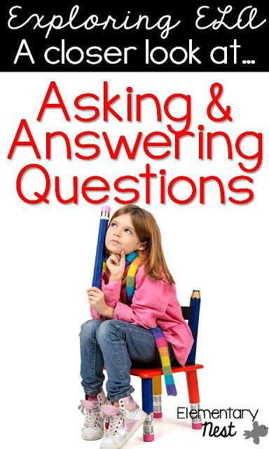 Ask & Answer Questions: Exploring ELA – Versatile Teacher Toolkit
