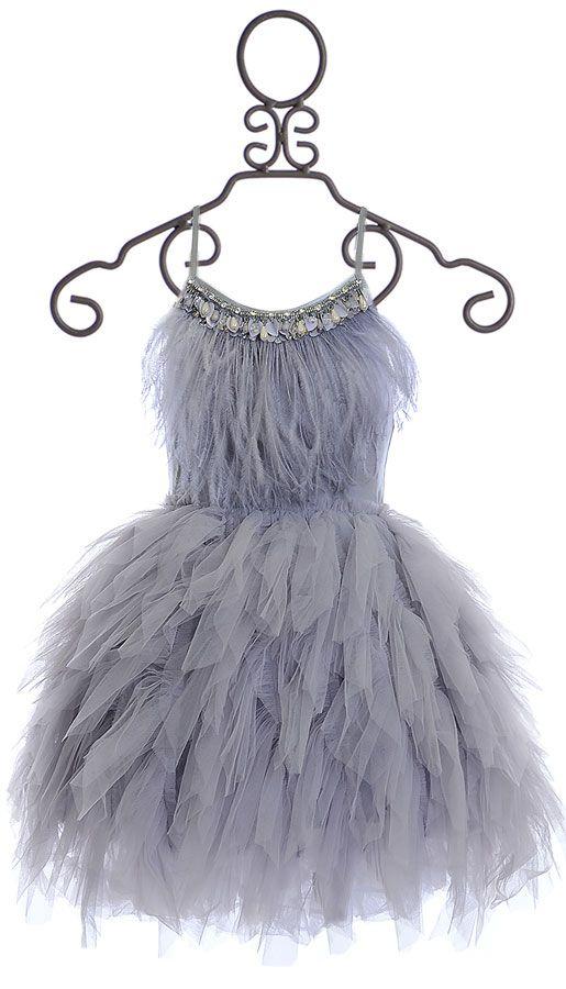 Tutu du Monde Swan Queen Tutu Dress (4/5 & 8/9)