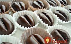 Perfektný nápad na sladké pohostenie pre návštevy: Fantastické sušienky kávové zrná!