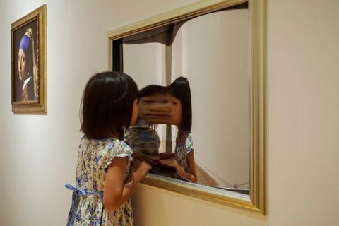 1000 Id Es Sur Le Th Me Miroir D Formant Sur Pinterest Grandville M Tamorphose Et La Nuit
