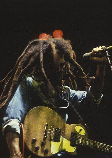 Bob Marley live 1980, the UpRising Tour