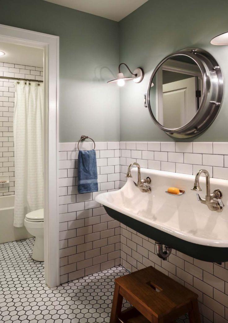 21 Gorgeous Farmhouse Style Bathrooms You Will Love Bathroom Farmhouse Style Bathroom Styling Modern Farmhouse Bathroom