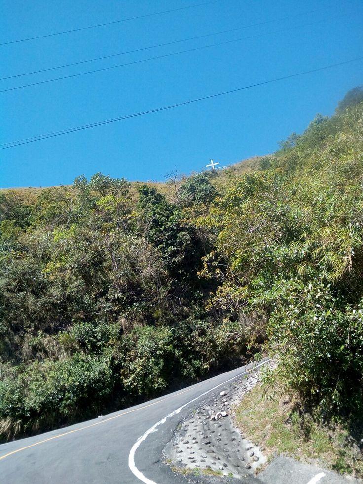 Sendero Cerro la cruz desde el Valle de Anton