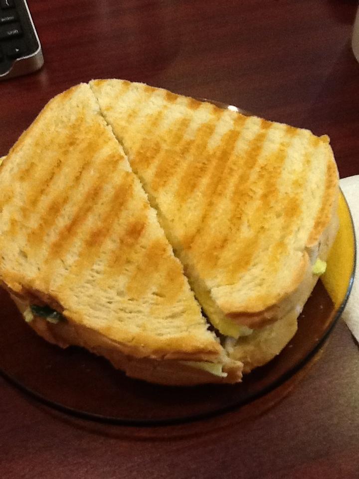 Breakfast Panini | Recipes I want to try! | Pinterest