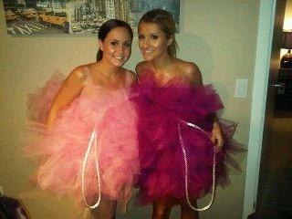 Halloween Costume: Loofah!!