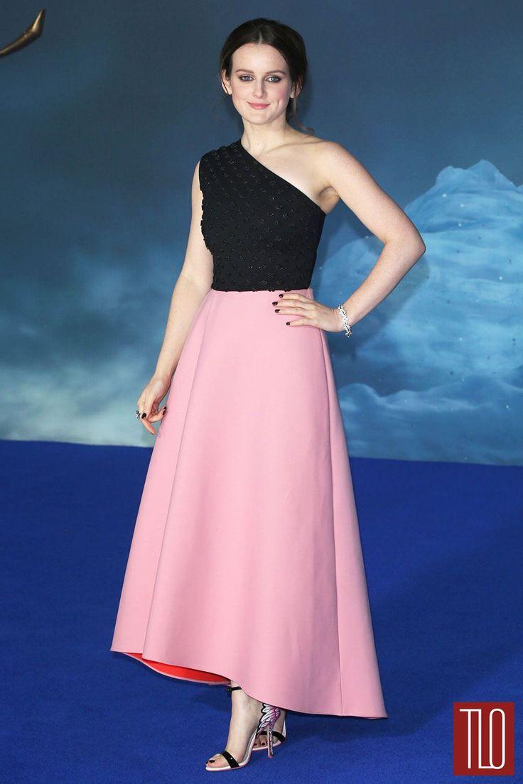 Sophie-McShera-Cinderella-UK-Movie-Premiere-London-Red-Carpet-Fashion-Osman-Sophia-Webster-Tom-LOrenzo-Site-TLO (1)