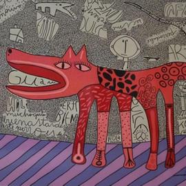 milo lockett, artista de la provincia de Chaco, Argentina