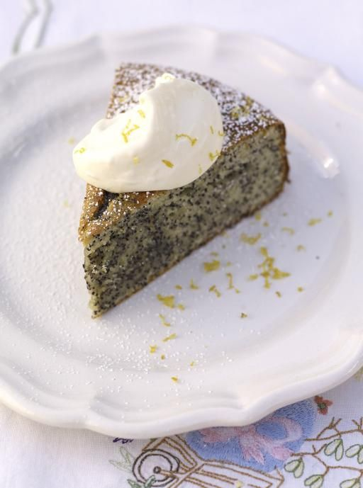 Almond Cake with Lemon | Uncategorised | Jamie Oliver Recipes