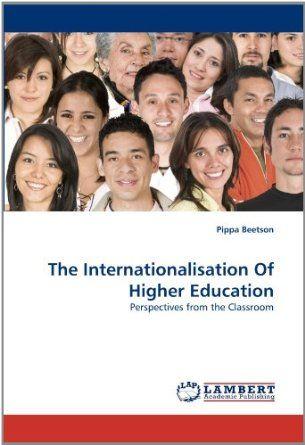 The Internationalisation Of Higher Education: Amazon.co.uk: Pippa Beetson: Books