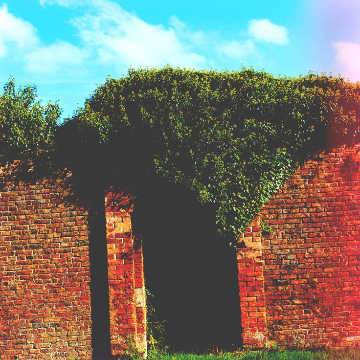 25 beste idee n over stenen muur tuinen op pinterest stenen muren graven keerwanden en droge - Hoe kleed je een witte muur ...
